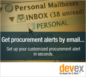 Get Procurement Alerts By Email